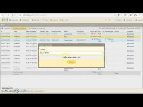 HOW TO CONVERT MAVRO TO BTC,NAIRA. VICE-VERSAL BY OKITE KACH