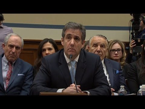 Specter of Fascism: Cohen Says Trump Won't Leave Peacefully in 2020
