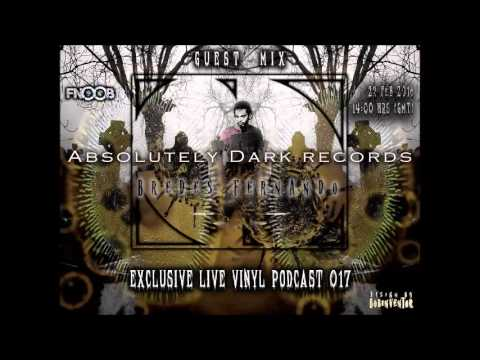 Bredes Fernando - Podcast Vinyl (Absolutely Dark Records) [Fnoob Techno Radio] Russia 2016