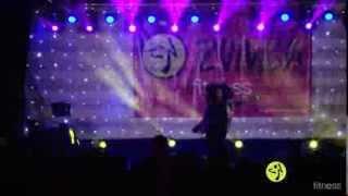 Zumba® Fitness - Gina Grant & Dahrio Wonder - CHTP Tour - Lyon, France