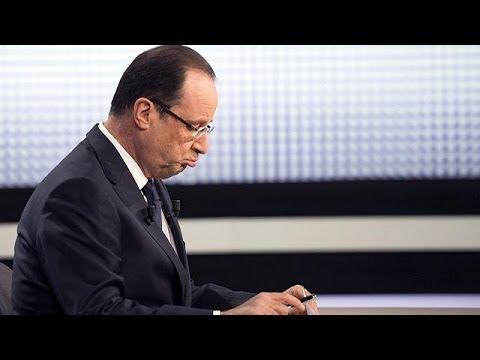 Julie Gayet off the menu at François Hollande's annual press conference