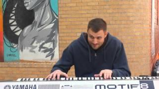Elijah Bossenbroek At Deep Ellum Arts Festival 2016 Dallas