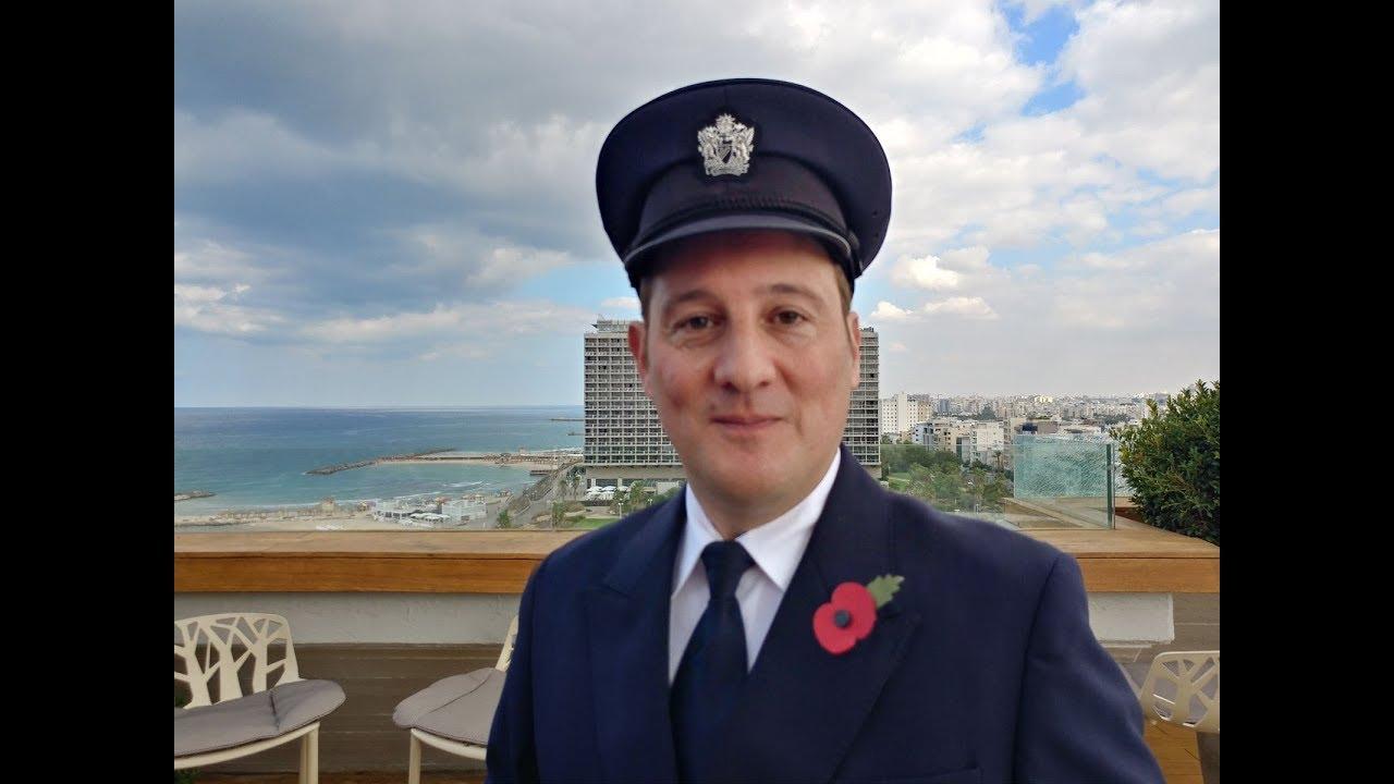 The British Airways Jewish observant pilot