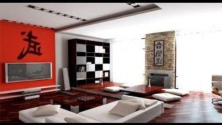 Японский стиль  в интерьеры квартиры.