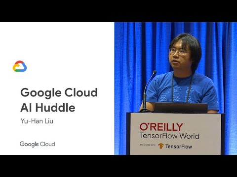 Using Tensorflow With Docker (Google Cloud AI Huddle)