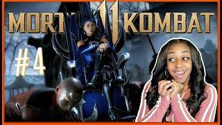 KITANA KAHN!!! | Mortal Kombat 11 Story Mode Episode 4!!