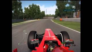 Monza Hotlaps, Ferrari, F1 2006, 2010,2011,2013,2014 GAMEPLAY