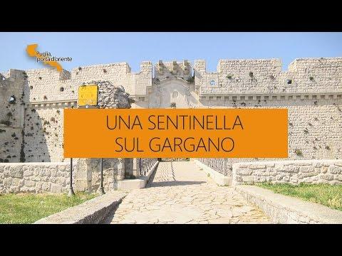PUGLIA, PORTA D'ORIENTE - 17 - UNA SENTINELLA SUL GARGANO