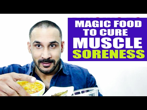 Magic superfood to cure soreness