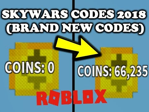 SKYWARS ROBLOX 2019 ALL THE CODES (UPDATED) - YouTube