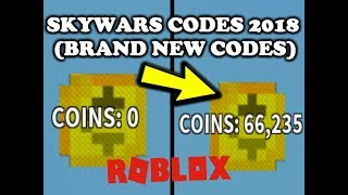 SKYWARS ROBLOX 2019 ALL THE CODES (UPDATED)