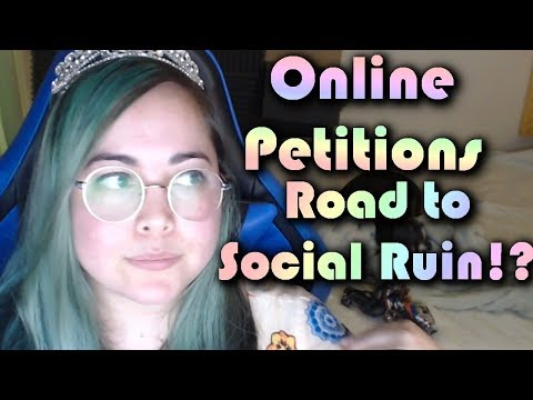 Online Petitions Are Not Destroying Our Society (A Sonic and Game of Thrones Discussion)