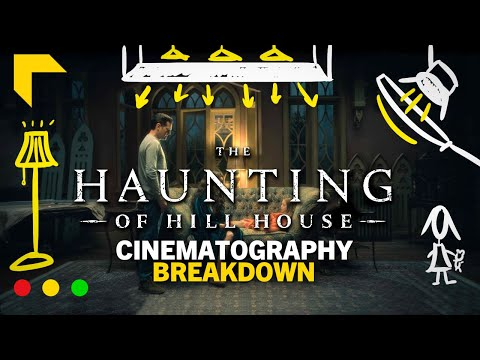 How Haunting of Hill House Uses Shadows to Create Fear | Cinematography Breakdown