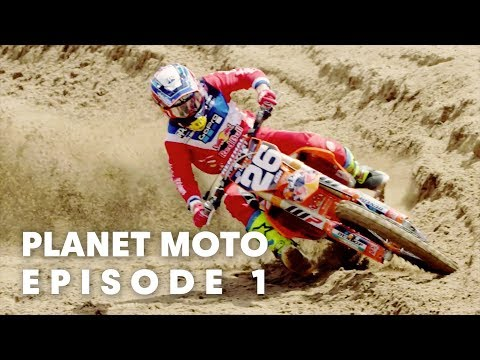 PLANET MOTO E1: The world's most demanding motorsport.