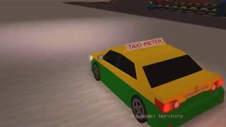 drifting Taxi in Roblox