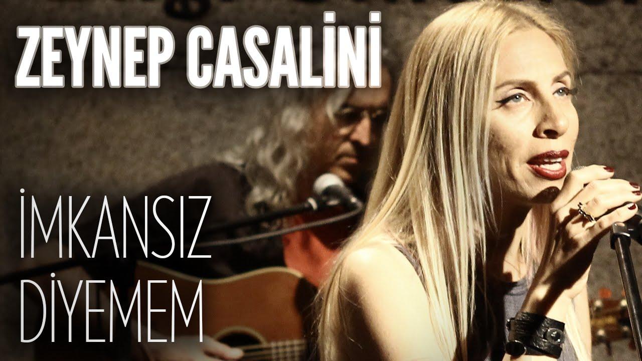 Zeynep Casalini eski eşi ile yeniden bir arada