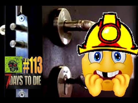 O Quarto do Pânico - 7 Days To Die # 113