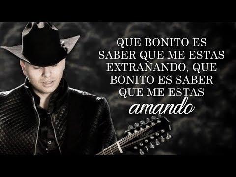 (LETRA) ¨ME ENAMORO MÁS¨ - Alex Ramos (Lyric Video)