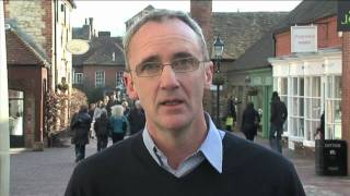 Mike Simpson, Liberal Democrats Candidate for South West Surrey
