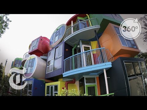 Arakawa And Gins: Eluding Death By Design In A Tokyo Loft | The Daily 360 | The New York Times