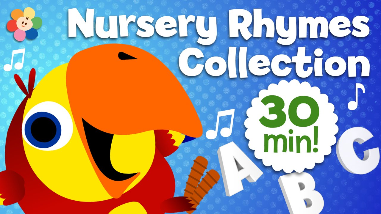 Nursery Rhymes Collection with Mitten The Kitten | Learn English with  Rhymes by BabyFirst TV