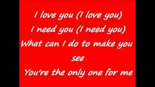 Faith Evans I Love You Lyrics