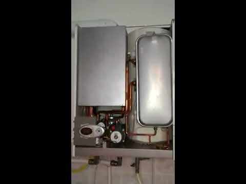 Plynový kondenzačný kotol ATTACK KZT PLUS  ..... PORUCHA.....