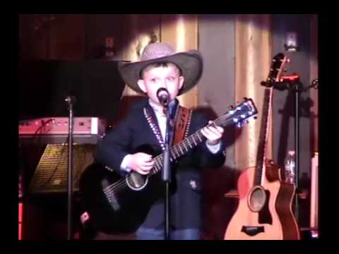 Buck Owens Tiger By The Tail performed by Cash Singleton