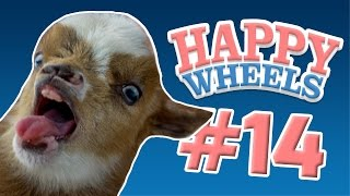 1000 WAYS TO DIE - Happy Wheels #14