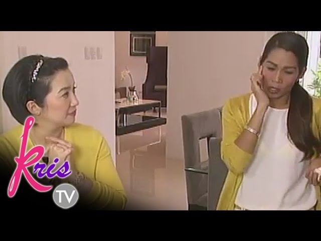 Kris TV: Kris talks about 'wrong send'