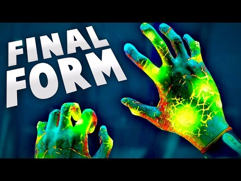Subnautica - FINAL STAGE OF CARAR: Bacterium Infests Player, New Animation! - Subnautica Gameplay