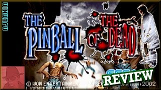 The Pinball of the Dead - on the GBA - with Commentary !!