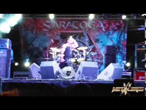 - SARATOGA -  Rivas Rock Festival 2015 -