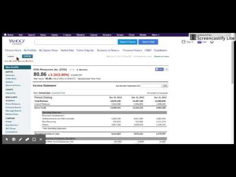 income statement profit loss example easy youtube