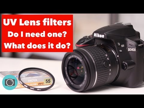 Do I need a UV filter for my lens? And what does it do?