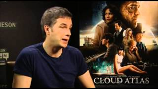 James Darcy - Star of Cloud Atlas, Hitchcock, In Their Skin and more