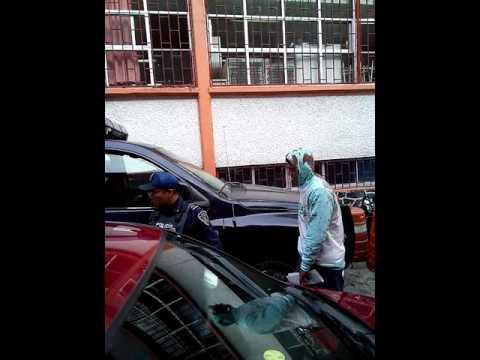 Ratas en Magdalena Contreras atrapado
