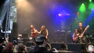 Lillian Axe-Misery loves company live at turock festival essen germany 2012