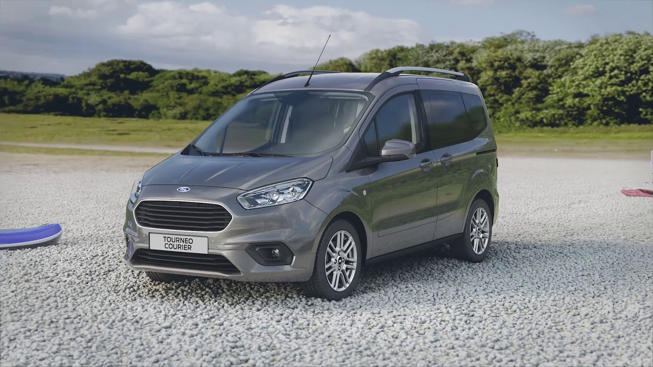 Colours Ford Tourneo Courier Ford Uk Youtube