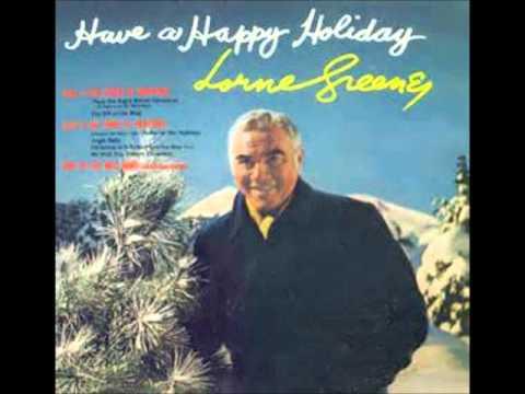 Twas The Night Before Christmas   Lorne Greene