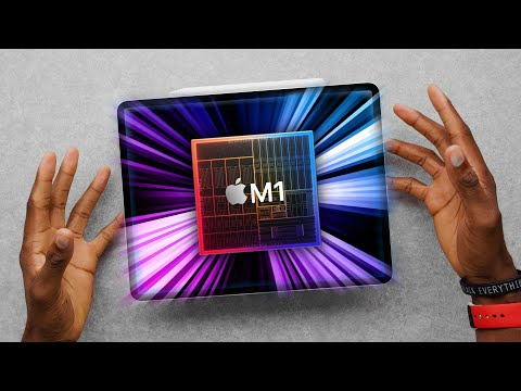 iPad Pro M1 Review: The Ultimate Spec Bump!