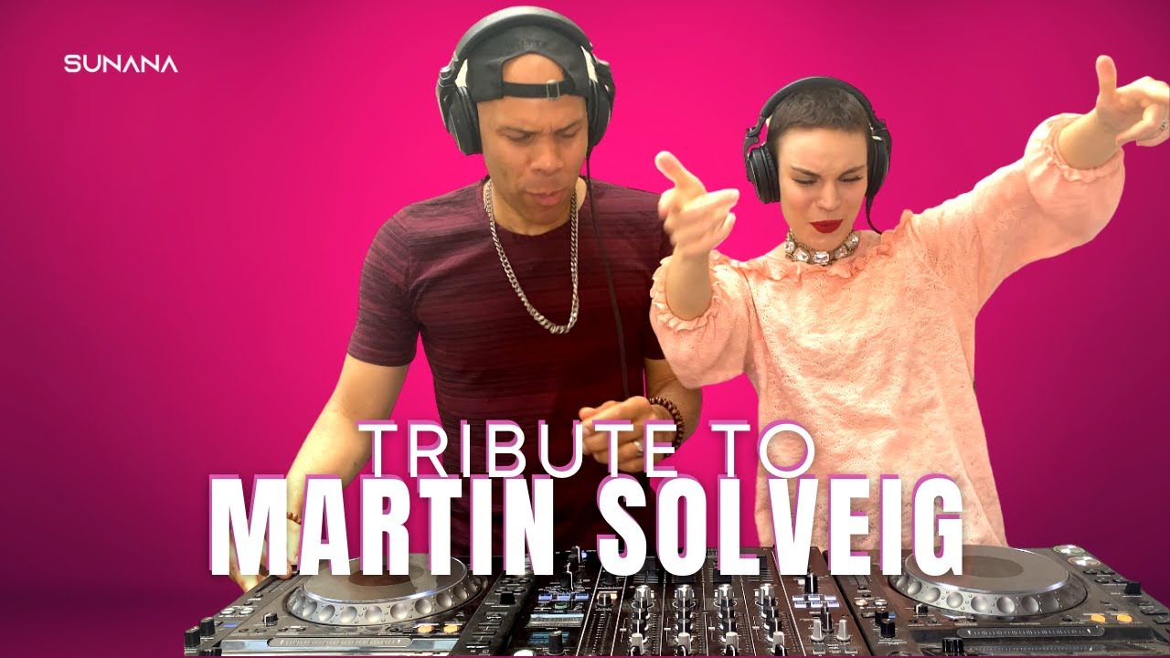 TRIBUTE TO AFROJACK