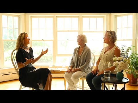 Dr. Christiane Northrup & Kate Northrup interview by Kristen Noel for Best Self Magazine