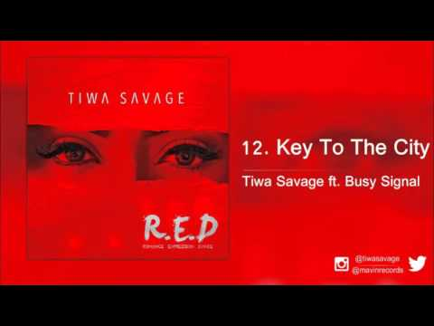 Tiwa Savage ft. Busy Signal - Key To The City