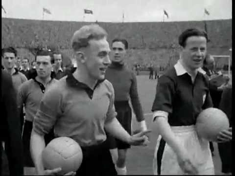 Wolves, FA Cup Semi-final Replay and Final 1949