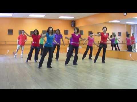 Adonde Voy - Line Dance (Dance & Teach in English & 中文)