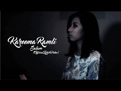 Kareema Ramli - Salam (Official Lyrics Video).