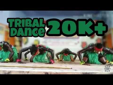 African Tribal Dance || choreography By Dancer Praveen || GDC Medak || yuva tharangam competition