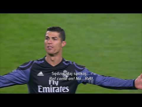 Liga od kuchni: Cristiano Ronaldo na podsłuchu