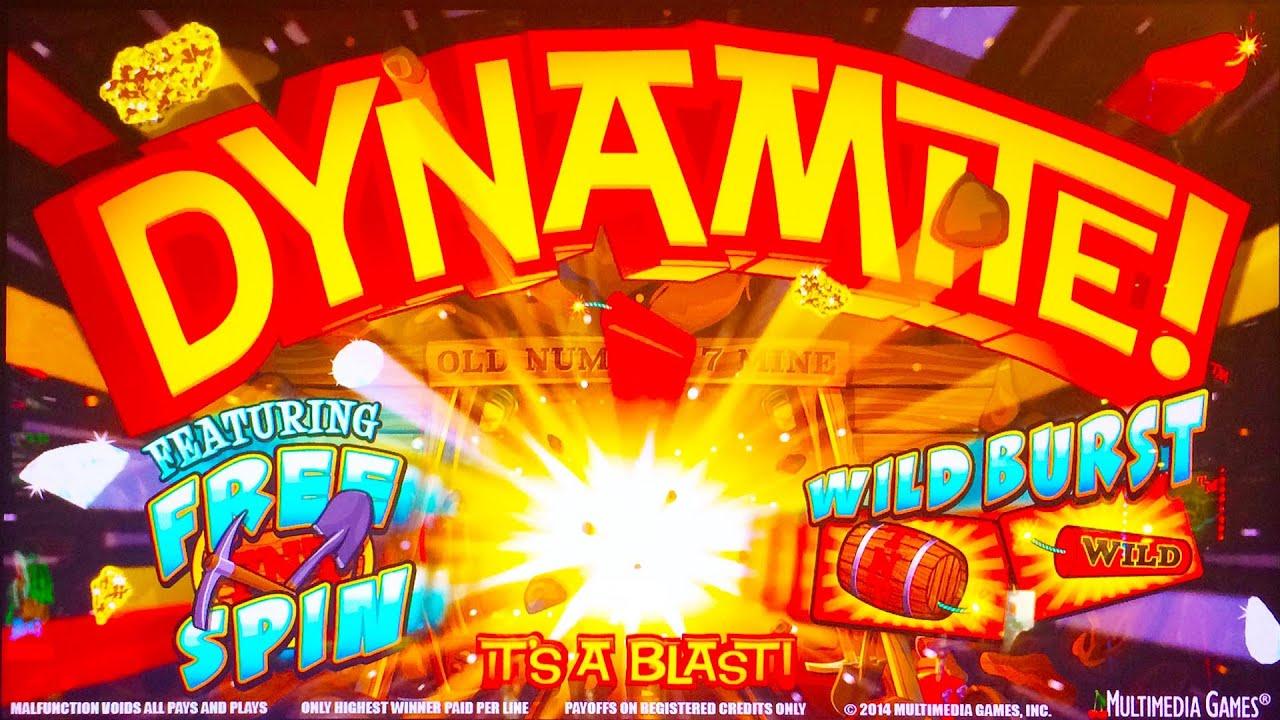 Dynamite Slot Machine